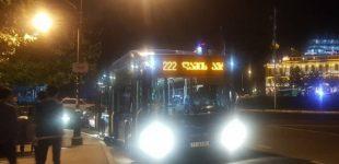 """თბილისში """"ღამის ავტობუსი"""" იმოძრავებს"""