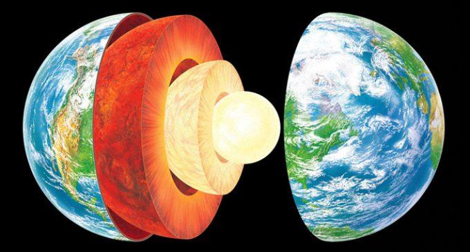 გეოლოგებმა დაამტკიცეს, რომ დედამიწის შიდა ბირთვი სინამდვილეში მყარია