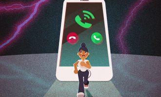 როცა ტელეფონზე საუბარი არ გიყვარს – 10 ქცევა