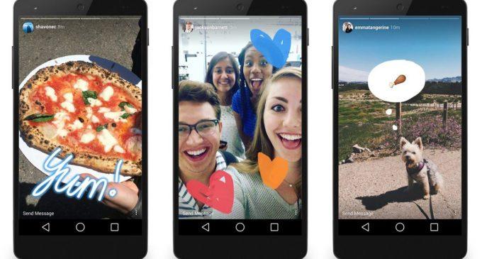 როგორ დავდოთ ყველასგან განსხვავებული Instagram სთორები