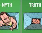 8 მითი, რომლებიც ჰოლივუდმა დაგვაჯერა