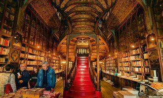 6 ყველაზე ლამაზი წიგნის მაღაზია მსოფლიოში