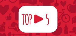YouTube-მა 2018 წლის ყველაზე რეიტინგული ვიდეოები დაასახელა