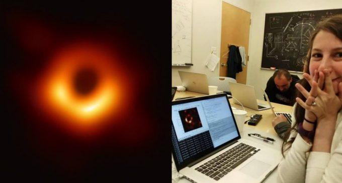 შავი ხვრელის ფოტოს ავტორი მასაჩუსეტსის ტექნოლოგიური უნივერსიტეტის დოქტორია