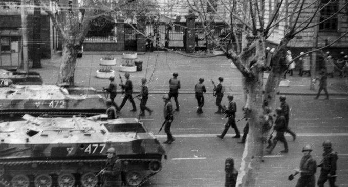 1989 წლის 9 აპრილი – სტუდენტის 30 წლის წინანდელი ჩანაწერები