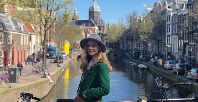 ქართველი სტუდენტი, რომელიც ჰოლანდიაში საჰაერო და კოსმოსურ სამართალს ეუფლება