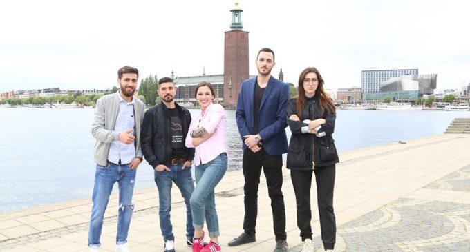 შვედეთში მცხოვრები ემიგრანტი ახალგაზრდები ქართულ პროდუქციას პოპულარიზაციას გაუწევენ