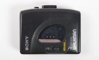 ლეგენდარულ კასეტიან პლეერს Sony Walkman-ს 40 წელი შეუსრულდა