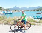 ქართველი ახალგაზრდა შოტლანდიაში ველოსიპედით გაემგზავრა