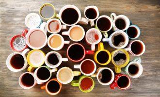 ხატვის მასწავლებელს მსოფლიოში ყავის ჭიქების ყველაზე დიდი კოლექცია აქვს