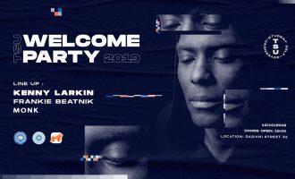 TSU Welcome Party 2019-ზე ელექტრონულ მუსიკას KENNY LARKIN შეასრულებს