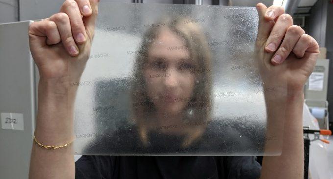 ბრიტანელმა სტუდენტმა, თევზის ნარჩენებისგან, პლასტმასას ალტერნატივა შექმნა