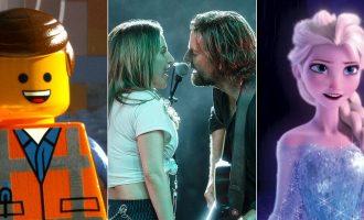 ბოლო 10 წლის განმავლობაში ფილმებისთვის დაწერილი საუკეთესო სიმღერები