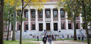 ჰარვარდის უნივერსიტეტი სტუდენტებს 100 უფასო ონლაინ კურსს სთავაზობს