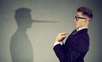 რა ადგილი უჭირავს ტყუილს პროფესიაში – კვლევები