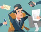 10 გზა, რომლებიც სამსახურში სტრესსა და გადაწვას თავიდან აგარიდებთ